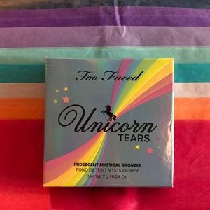 Too Faced Unicorn Tears. NWOT